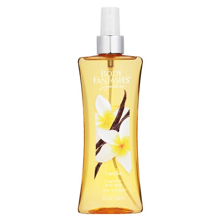 Body Fantasies Signature Fragrance Body Spray Vanilla - 8 fl oz