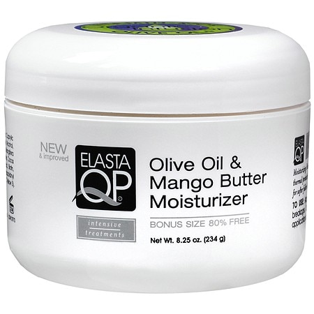 Image of Elasta QP Olive Oil & Mango Butter Hair Moisturizer - 8.25 oz.