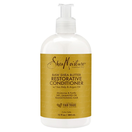 SheaMoisture Raw Shea Butter Restorative Conditioner