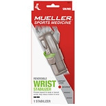 Mueller Sport Care Carpal Tunnel Wrist Stabilizer, Maximum Support, Model 62011 Small/ Medium
