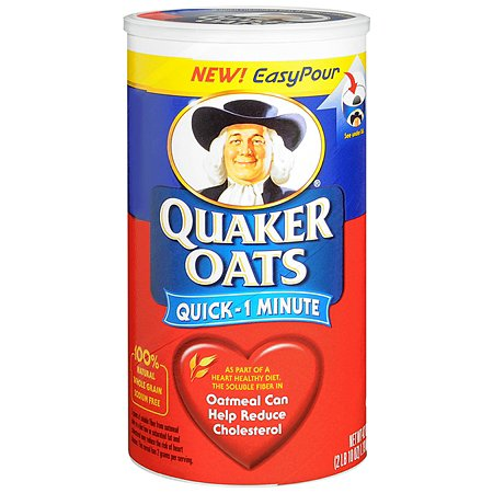 Quaker Quick-1 Minute Oatmeal