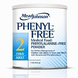 Mead Johnson Phenyl-Free 2 Medical Food Powder Child/ Adult