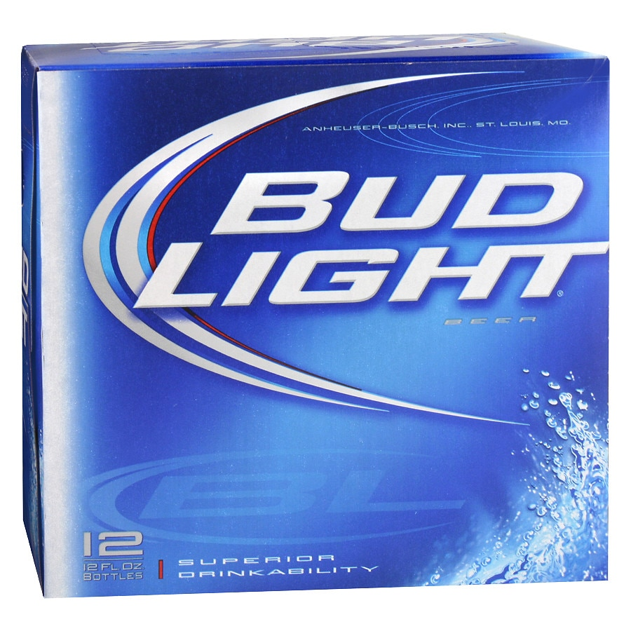 How Many Calories In 12 Oz Bud Light Beer