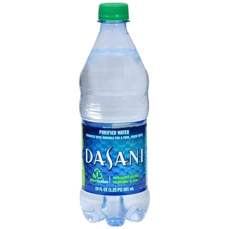 Dasani Purified Water - 20 oz.