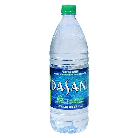 Dasani Purified Water - 33.8 oz.