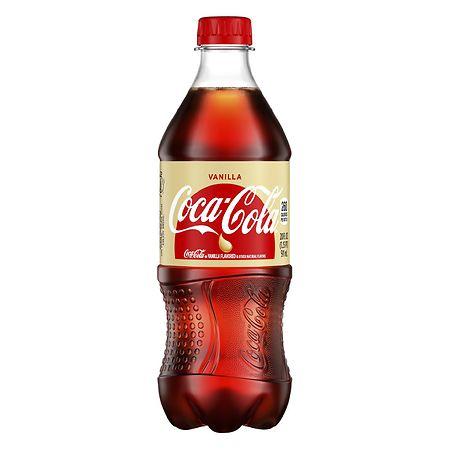 Coca-Cola Vanilla Soda - 20 oz.