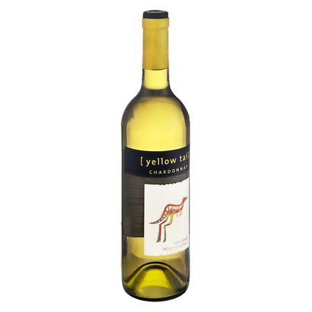 Yellow Tail Australia Chardonnay Wine - 750 ml