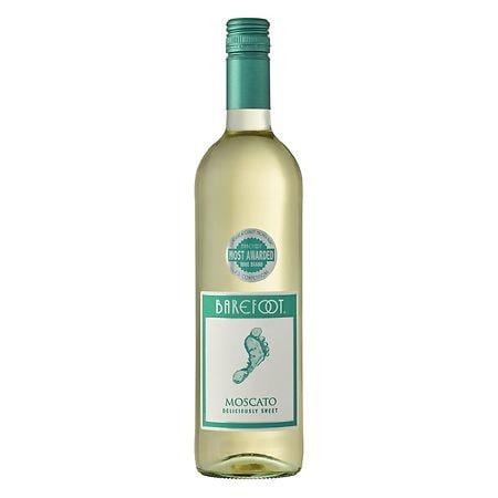 Barefoot California Moscato Wine - 750 ml