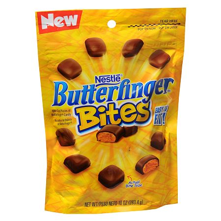 Nestle Butterfinger Candy Bites
