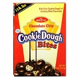 Cookie Dough Bites Cookie Dough in Creamy Milk Chocolate Candy