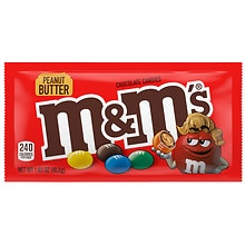 mampms chocolate candies peanut butter walgreens