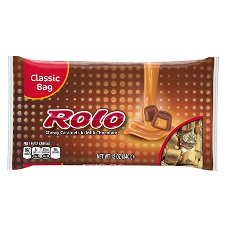 Rolo Chewy Caramel Candy