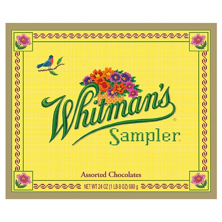 Whitman's Chocolate Sampler