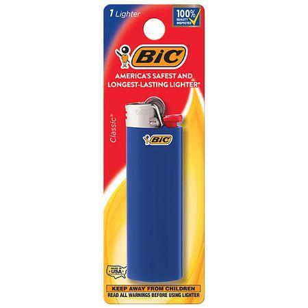 BIC Classic Lighter - 1 ea