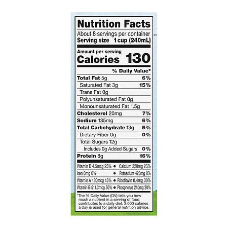 Horizon Organic Organic Reduced Fat