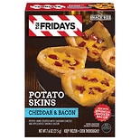 T.G.I. Friday's Potato Skins Cheddar Bacon