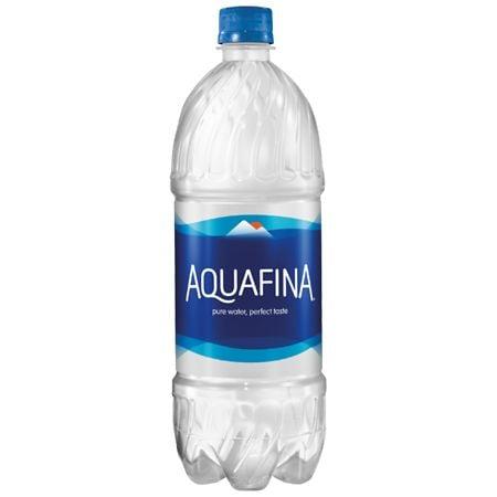 Aquafina Purified Drinking Water - 33.8 oz.