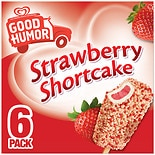 Good Humor Ice Cream Bars Strawberry Shortcake