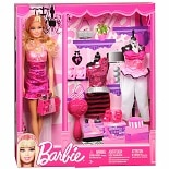 Barbie Toy Doll and Fashion Accessories