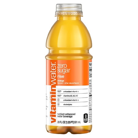 Glaceau Vitaminwater Zero Nutrient Enhanced Water Beverage