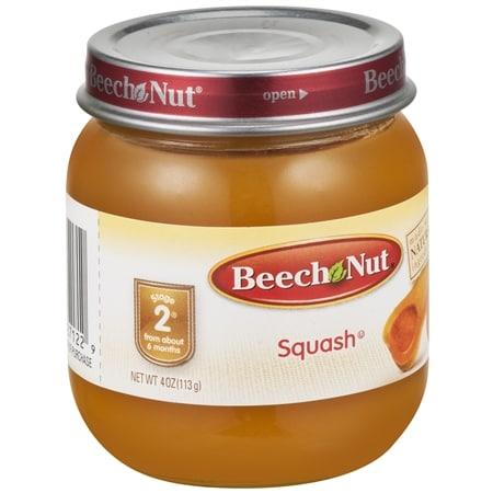 Beech Nut Stage 2 Veggie Baby Food Squash Walgreens
