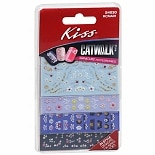 Kiss Catwalk Nails Manicure Accessories Design Stickers
