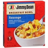 Jimmy Dean Breakfast Bowl Frozen Entree Sausage