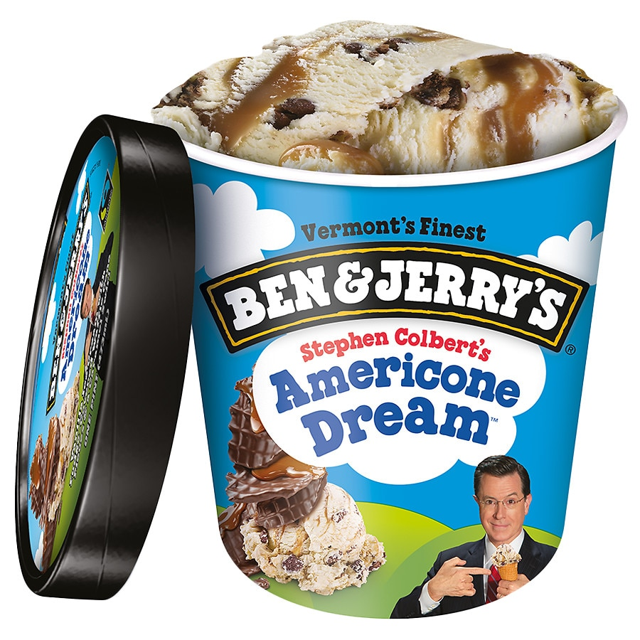Americone Dream Ben And Jerry – The ice cream was first released in 2007.