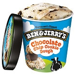 Ben & Jerry's Ice Cream Chocolate Chip Cookie Dough