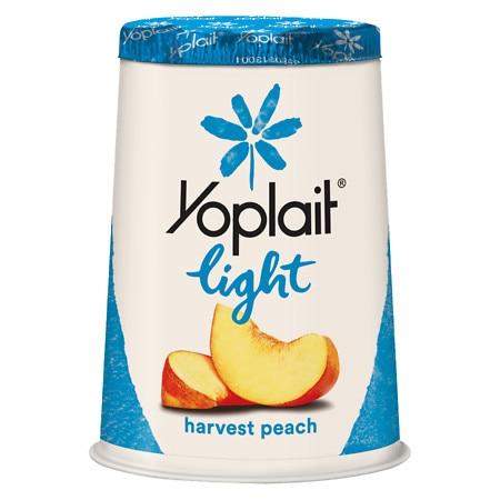 Yoplait Light Fat Free Yogurt - 6 oz.