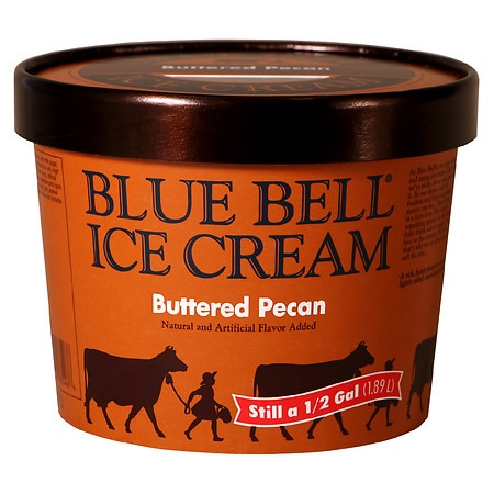 Blue Bell Ice Cream Rocky Road