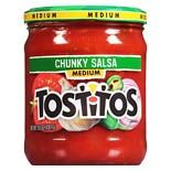 Tostitos All Natural Chunky Salsa
