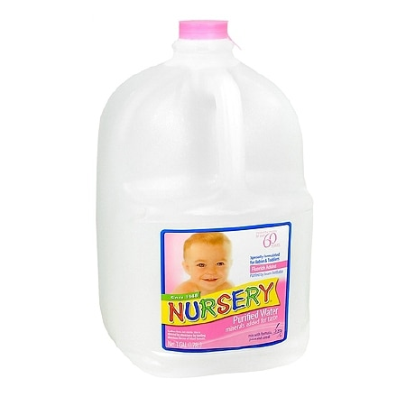Nursery Purified Water - 128 oz.
