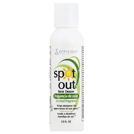 Efficient Laboratories Spot Out Skin Cream Coconut - 3.5 fl oz