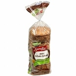 Sara Lee Bakery 100% Whole Wheat Bread
