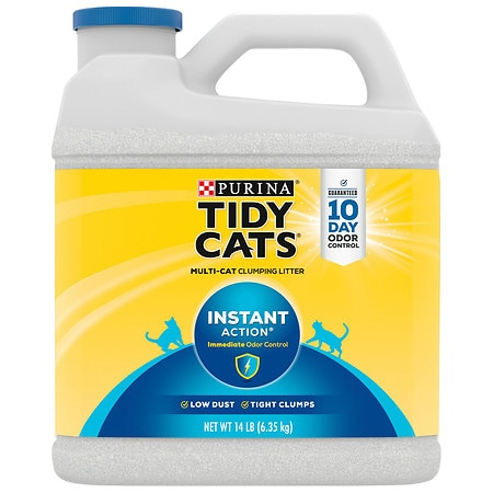 Tidy Cats Tidy Cats Scoop Cat Litter for Multiple Cats - 224 oz.