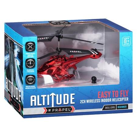 Micropter Micro Wireless Helicopter - 1 ea