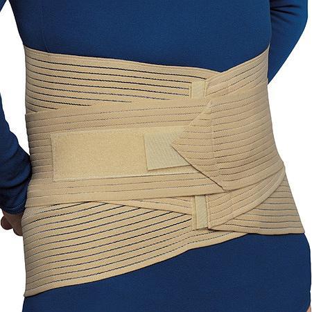 OTC Professional Orthopaedic Lumbo-Sacral Support with Abdominal Uplift, Beige - 1 ea.