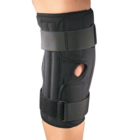 OTC Professional Orthopaedic Knee Stabilizer Wrap with Spiral Stays - 1 ea.