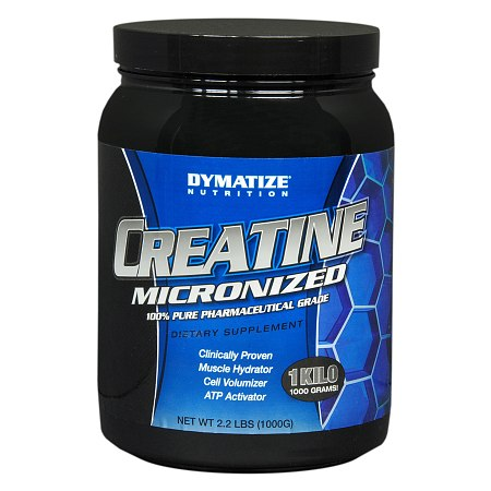 Dymatize Nutrition Creatine Micronized Dietary Supplement Powder, 2.2 lb - 38.5 oz.