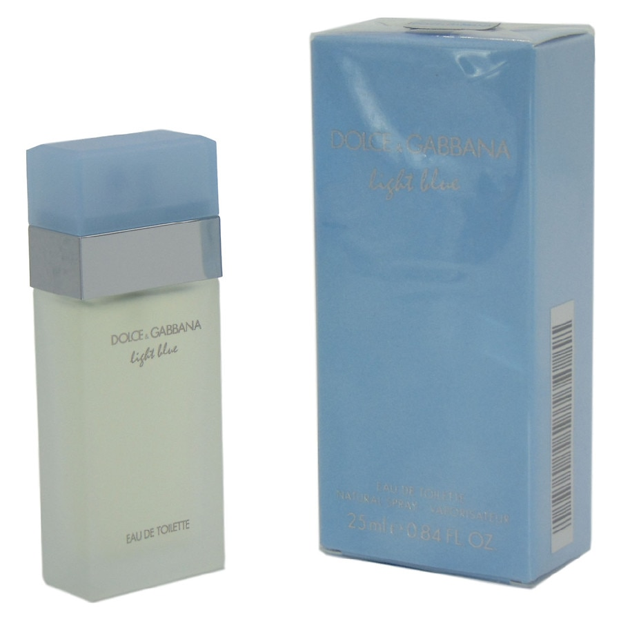 da2138a6 Dolce & Gabbana Light Blue Eau de Toilette Spray | Walgreens
