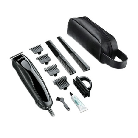 Andis Headliner 11-piece Ethnic Hair Cutting Kit