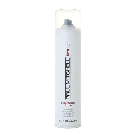 Paul Mitchell Firm Style Super Clean Extra Finishing Spray - 10 oz.