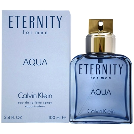 Calvin Klein Eternity Aqua EDT Spray - 3.4 fl oz