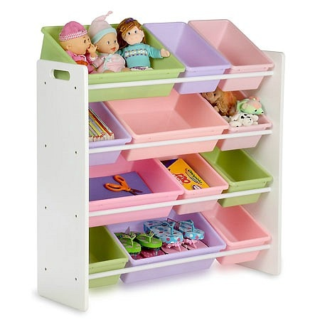 Honey Can Do Kids Storage Organizer