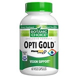 Botanic Choice Opti Gold Dietary Supplement Capsules