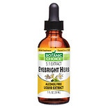 Botanic Choice Eyebright Herb Herbal Supplement Liquid