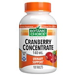 Botanic Choice Cranberry Concentrate 140 mg Dietary Supplement Tablets