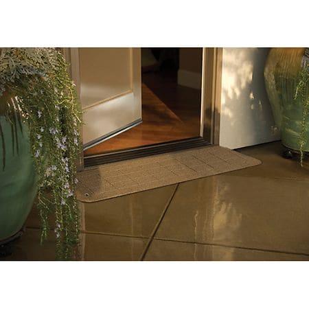 PVI Bighorn Plastic Threshold 12 x 42 inches - 1 ea