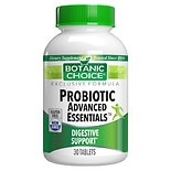 Botanic Choice Ultra Probiotic Essentials Dietary Supplement Tablets